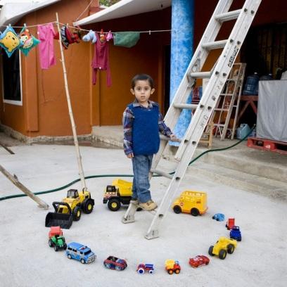 Toy Stories Abel - Nopaltepec, Mexico
