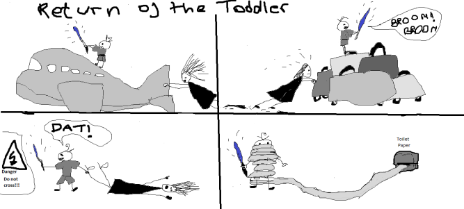 return of the toddler